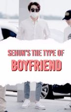Sehun is the type of boyfriend by yourlemonade