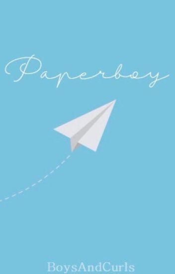 Paperboy. (h.s. au)