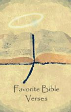 Favorite Bible Verses by KJJones17