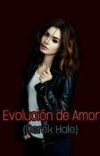 Evolución de Amor (Derek Hale) by gisellepsycotix