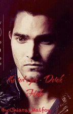The Red Eyes (Derek Hale) In Revisione by Juventus_Chiara
