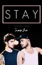 Stay (Ziam) [مترجمة] by AR_ZEEYUM_1D