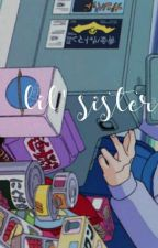 i.lil' sister | p.c.y + x.l.h by rosevibe