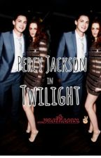 Percy Jackson in Twilight by _vasilissax