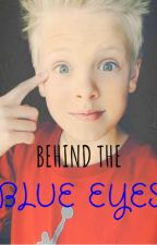 Behind The Blue Eyes (Carson Lueders) by SmileLikeMendes