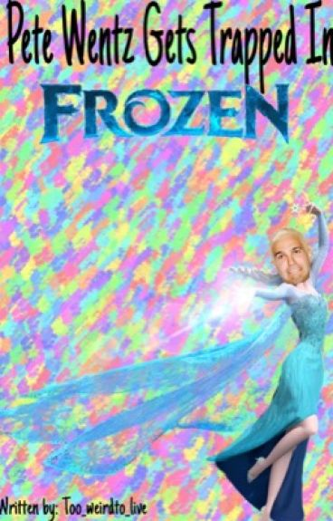 Pete Wentz Gets Trapped In Frozen