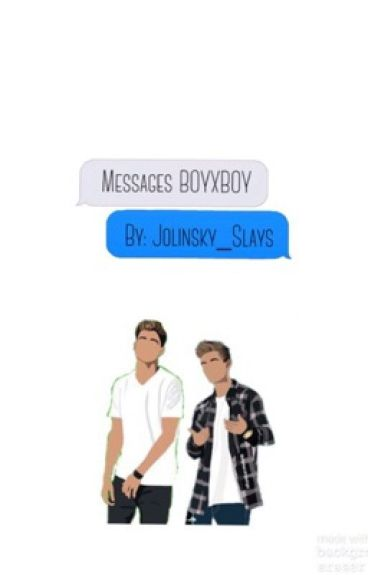 Messages (BoyxBoy. Not Finished)