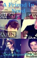 A friend in need (a Connor Franta & O2l fanfiction) by TheaGadegaardBruun