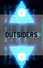 Outsiders (Billdip) by fallingforgravity