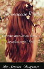 •La Principessa Ribelle • by America_Divergente