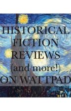 Historical Fiction on Wattpad by tiesandspies