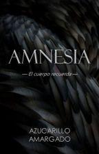 Amnesia by AzucarilloAmargado