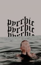 𝐏𝐘𝐑𝐑𝐇𝐈𝐂 ━━ percy jackson by phobosmos