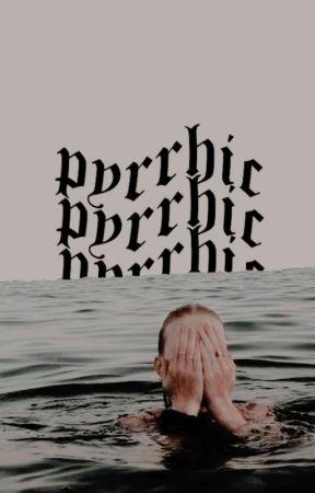 PYRRHIC, percy jackson by melpomeine