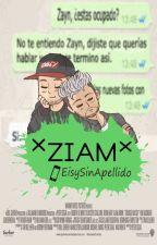×ziam× by EisySinApellido