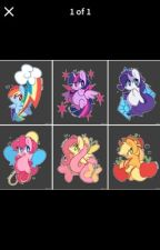 My Little Pony Clopfics by LemonLover069