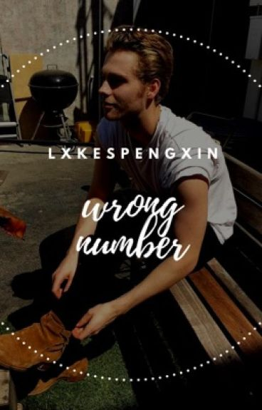 Wrong Number || lrh [book one]