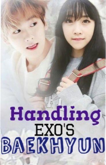 Handling Exo's Baekhyun