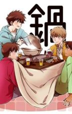 Gosho Boys: 3D1T by NeonBlackRoseRevived
