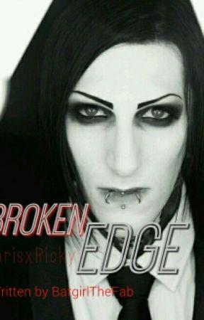 Broken Edge (Cricky) by BatgirlTheFab