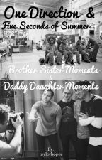 5 Seconds of Summer / One Direction BSM and DDM Imagines (Book Two) by taylorhopee