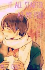 It All Started, At My Pool Hetalia Japan x Reader  by Atsuko_RedRiot