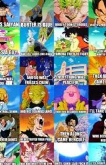 DBZ Characters x Reader