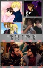 Ships by -NightLock-
