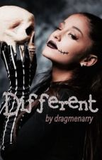 Different || a.g & n.h (Book 1) by dragmenarry