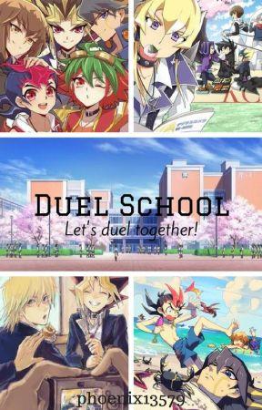 Duel School by phoenix13579