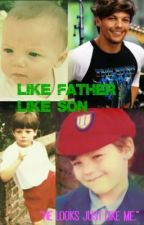 Like Father Like Son (3rd book in i HATE my best friends band series) by wherewilddaisiesgrow