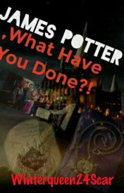 JAMES POTTER, what have you done?! by Winterqueen24Scar