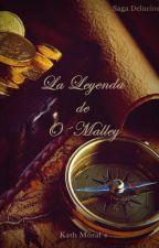 Saga Delucios: La Leyenda de O'Malley by AgathaBoBardi
