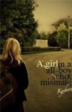 A Girl In An All-Boys' School. Mismatch. by Kysherz