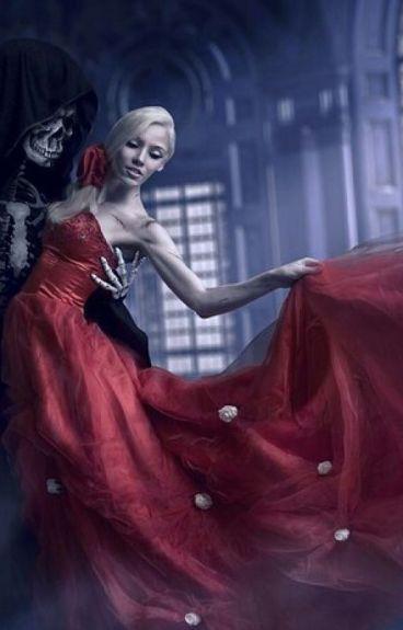 Любовь в глазах вампира.
