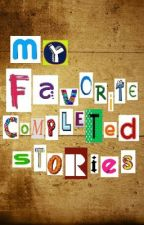my favorite completed stories by hafinia