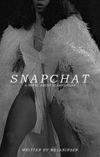 Snapchat // e.d by melaninszn