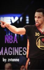 NBA Imagines by zvtanna