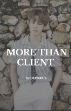More than client「 ʜ.ᴍɪɴ 」 by DEFS00UL