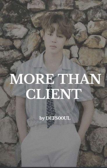 More than client     ʜ.ᴍɪɴ   「 Loѕpy 」