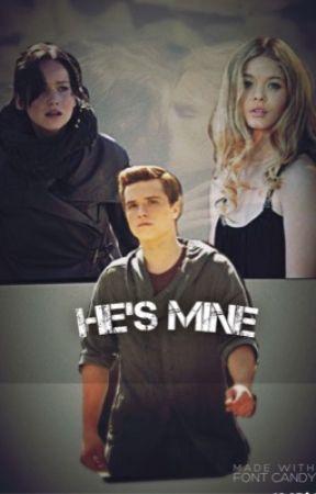 He's mine by EverPercaLangelo10