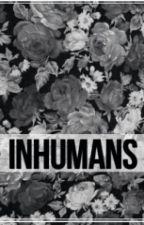 Inhumans by MVGT14