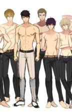 Seme trapped in a Uke's Perfect Body (Yaoi) (BoyxBoy) by theyaoiarmy