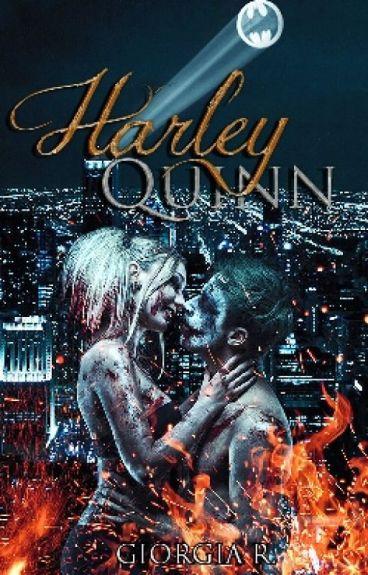 Harley Quinn #Wattys2016
