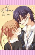 La Academia by AdryYoung16