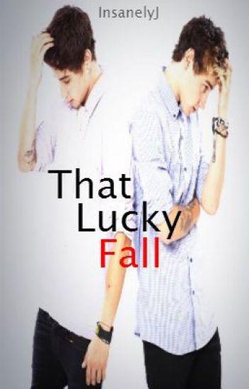 That Lucky Fall (Luke & Jai Brooks/Janoskians Fanfic)