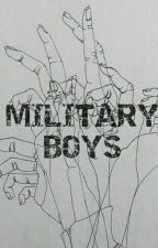 Military Boys by _Mike_ro_Wave_