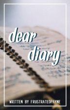 dear diary ≫ l.p by frustratedpayne