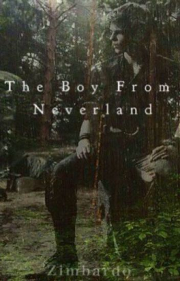 The boy from Neverland
