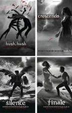 Escenas Inéditas de la Saga Hush Hush by Marypau_Glezz